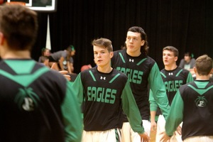 Eagles Basketball Starting Season 2-0