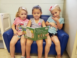 Central Elementary Read-a-Thon