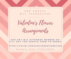 FFA Valentine's Flower Arrangements